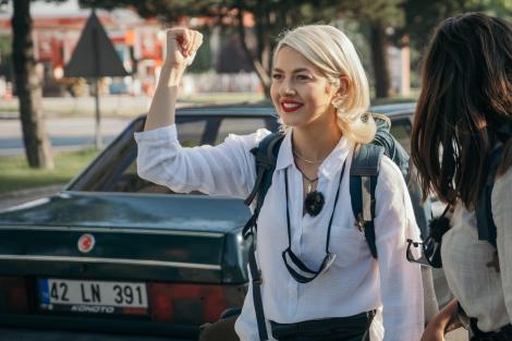 """Asia Express, 11 octombrie 2021. Ce """"obiect norocos"""" a luat Lidia Buble în cursa pentru Imunitate și ce a pățit Mihai Petre"""