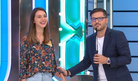 """Prețul cel bun, 12 octombrie. Liviu Vârciu, surprins de o concurentă: """"Ziceam că stau rău din Valea Ciorii, dar voi din Boțârlău"""""""