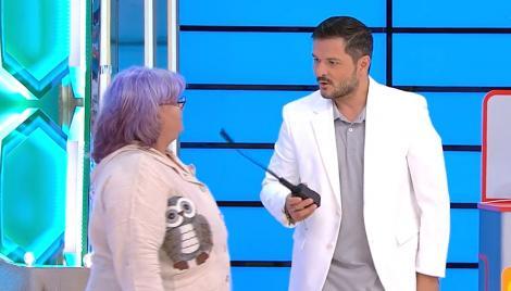 """Prețul cel bun, 18 octombrie. Concurenta care """"i-a stricat"""" ziua lui Liviu Vârciu. De ce a fost invidios prezentatorul tv pe ea"""