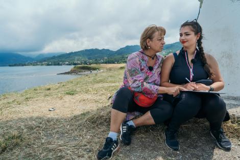 """Asia Express, 18 octombrie 2021. Adriana Trandafir și Maria Speranța s-au """"certat"""". Care a fost motivul pentru care s-au enervat"""