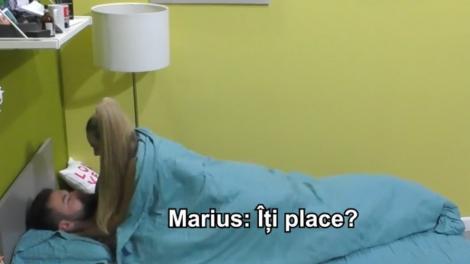 Mireasa 2021, sezonul 4. Maria și Marius, comportament la limita regulamentului. Ce s-a întâmplat între cei doi