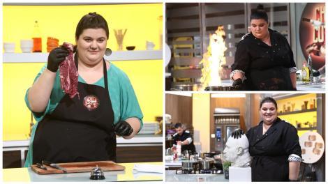 Cum arată Claudia Radu de la Chefi la cuțite, după o perioadă de sport și dietă. Tânăra a trecut printr-o transformare fizică
