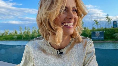 Mireasa 2021, sezonul 4. Simona Gherghe s-a tuns. Cum a apărut prezentatoarea tv azi în emisiune