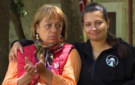 Asia Express, 5 octombrie 2021. Adriana Trandafir a izbucnit în lacrimi când a văzut-o pe fiica sa, Maria Speranța