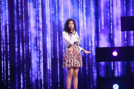 X Factor 2021, 8 octombrie. Delia Andreea Racu a interpretat I Never Loved A Man, o piesă foarte grea, dar a făcut spectacol