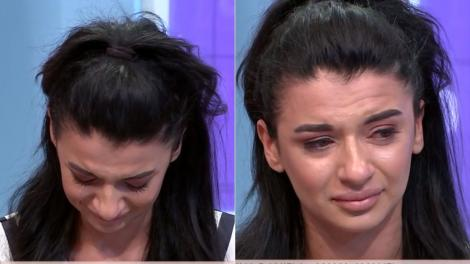 Mireasa 2021, sezon 4. Amalia, în lacrimi după ce și-a auzit mama. Ce a spus femeia despre Marius