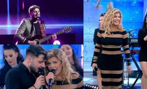 """Loredana îl lansează în muzică pe Adrian Petrache, fost concurent X Factor. Cum interpretează cei doi piesa """"Efemer"""""""