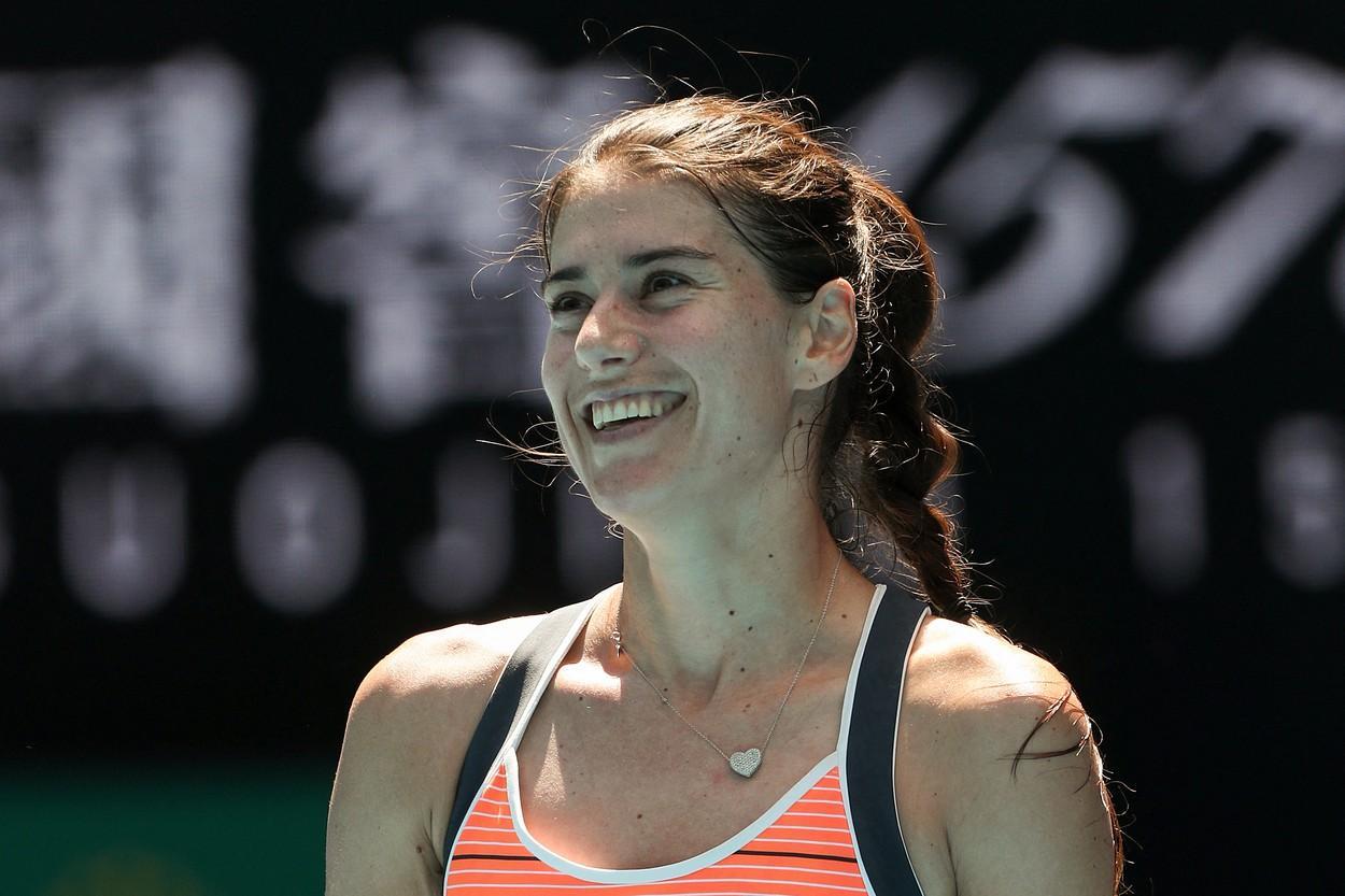 Australian Open 2021. Reacția antrenorului Adrian Cruciat, la finalul meciului, după ce a fost apostrofat de Sorana Cîrstea