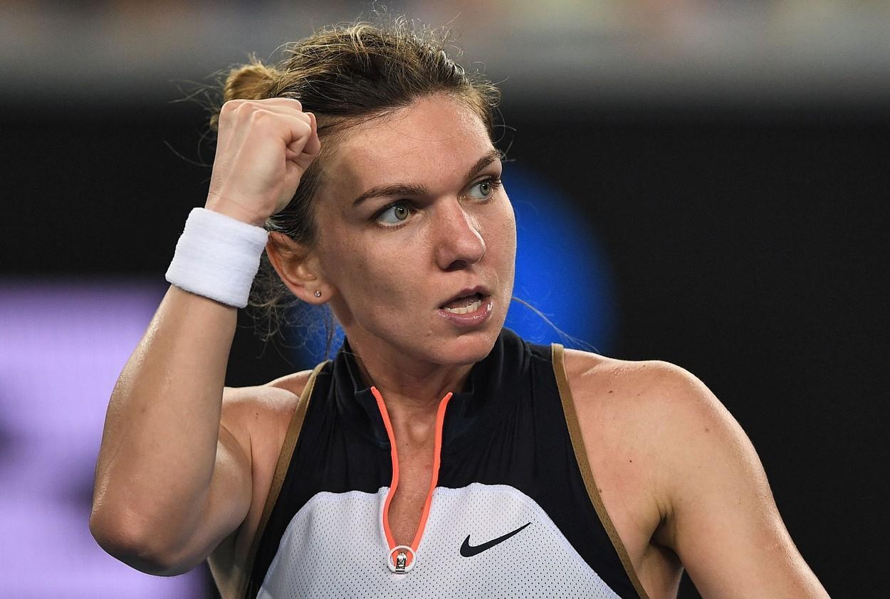 Australian Open 2021. Simona Halep, prima reacție după o victorie spectaculoasă împotriva Ajla Tomljanovic