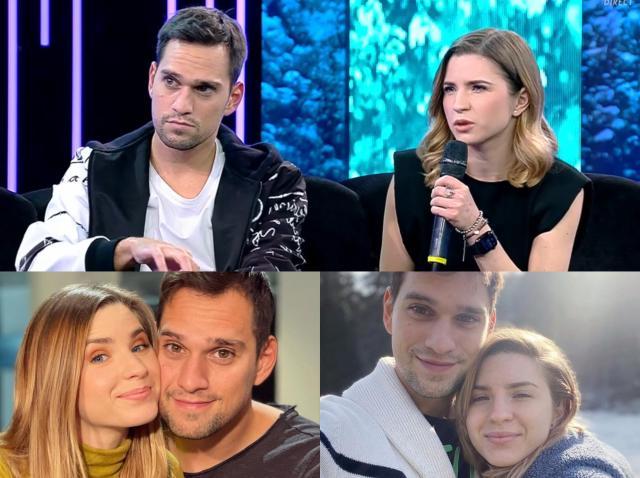 Cristina Ciobănașu și Vlad Gherman, despărțire după nouă ani