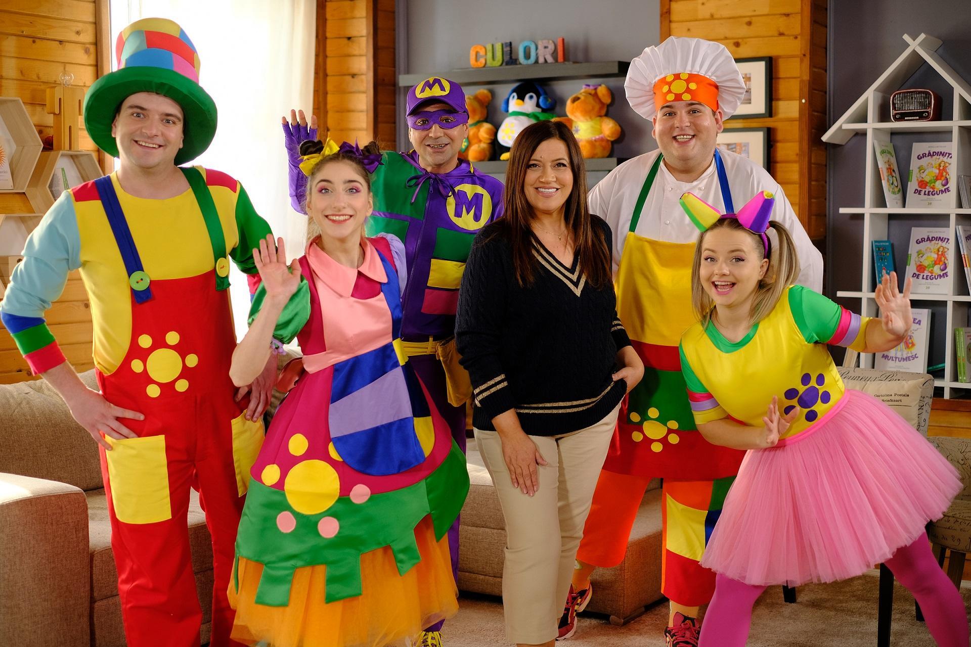 Casa Zurli revine la Antena 1 cu un sezon nou! Când va fi difuzată emisiunea