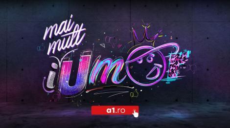 Vlad Drăgulin urmărește tot ce se întâmplă în culisele iUmor 10! Serialul I mai mult Umor va fi difuzat săptămânal