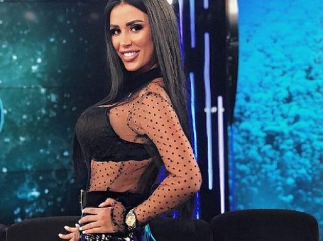 """Daniela Crudu la emisiunea """"Xtra Night Show"""""""