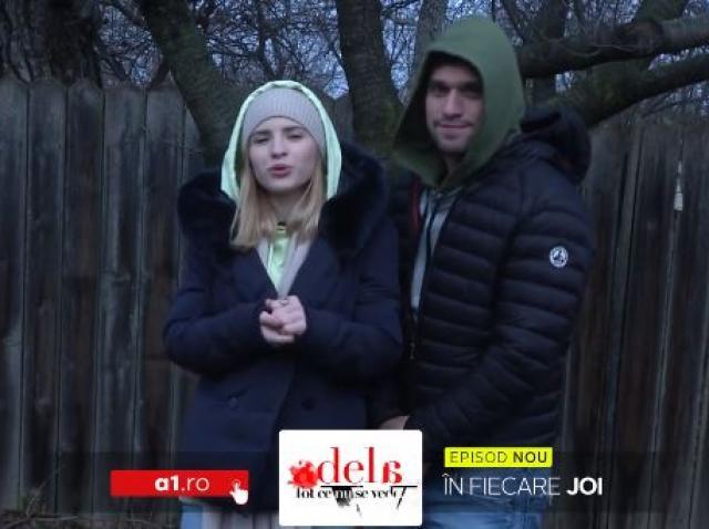 """Adela – """"Tot ce nu se vede"""", episodul 5. Hai cu noi să vezi cum decurg filmările atunci când vremea dă bătăi de cap"""