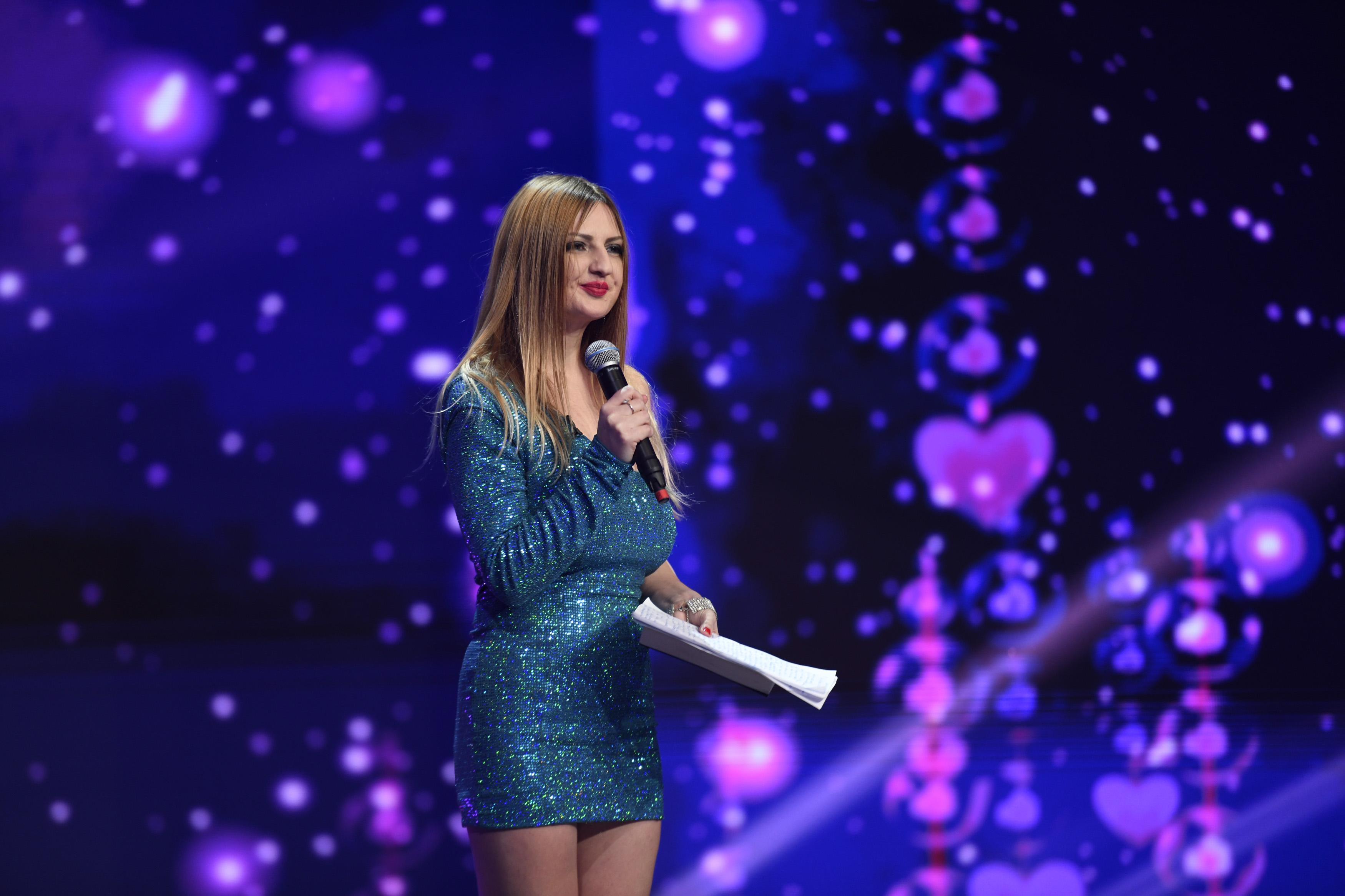 iUmor, 14 februarie 2021. Dulcica revine la iUmor cu cea mai frumoasă declarație de dragoste pentru Mihai Bendeac