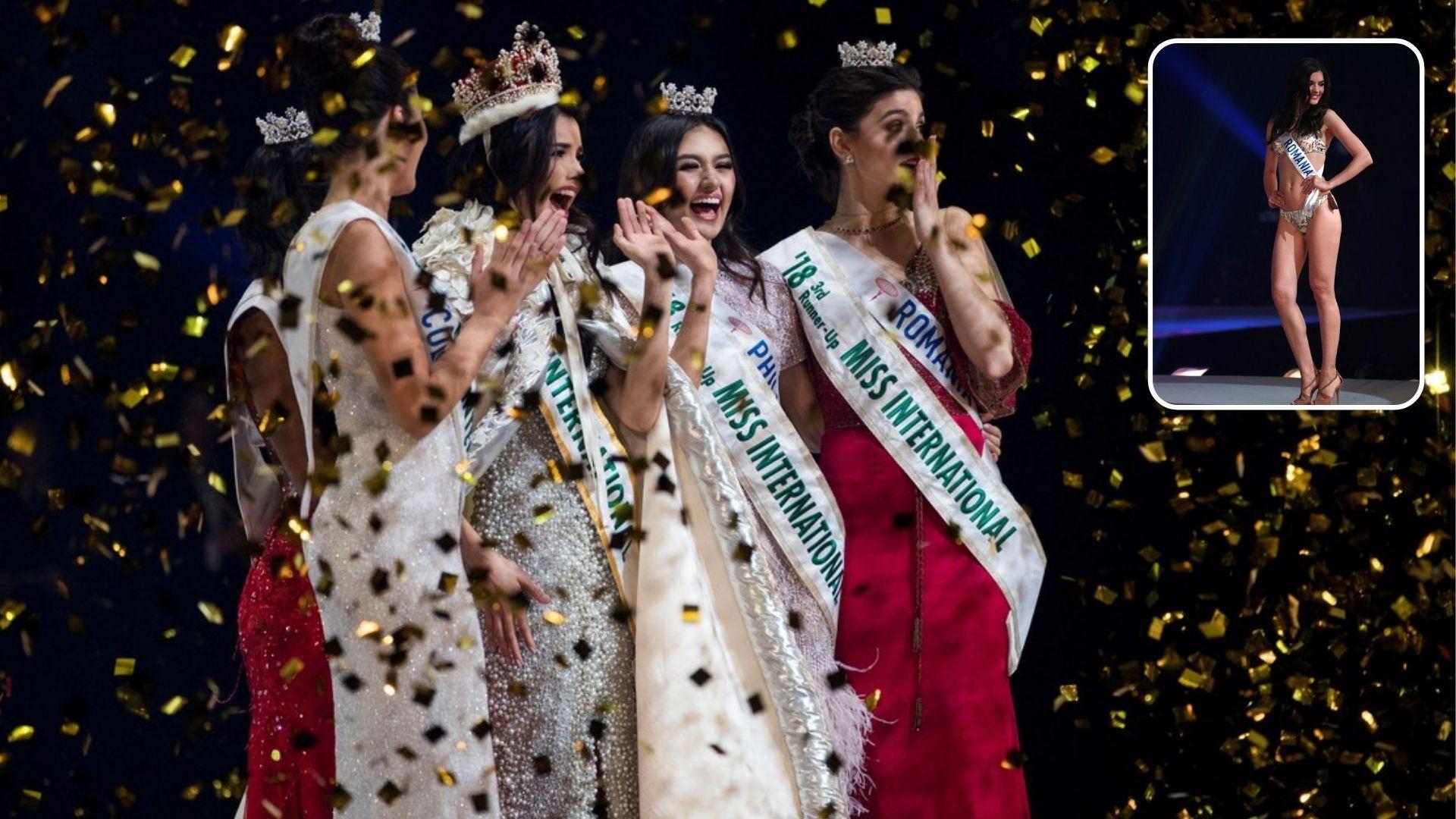 Cine și cât de frumoasă este Bianca Tirsin, reprezentanta României la Miss Universe 2020