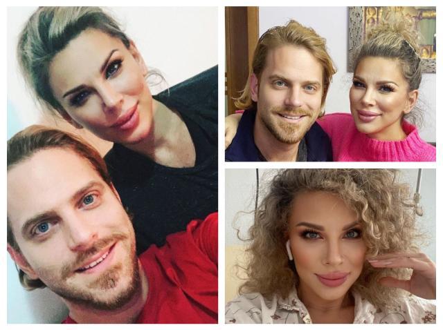 Colaj cu Alina Laufer, alături de soțul ei Ilan Laufer