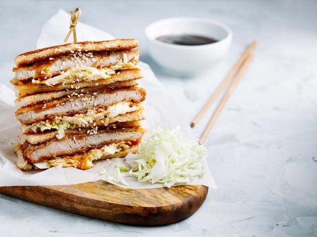 Sandviș japonez