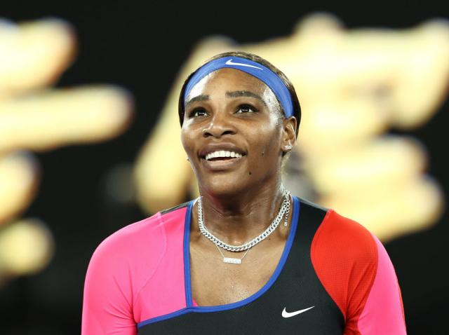 Serena Williams la Australian Open 2021