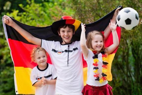 Copii din Germania