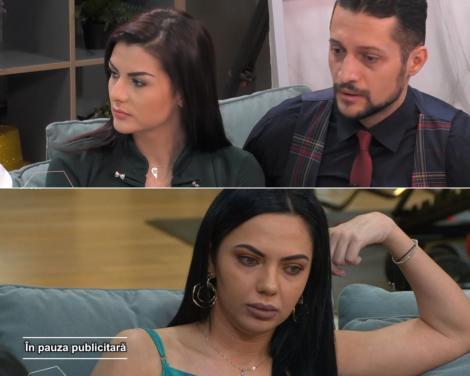 """Mireasa 2020, sezon 2.  Ștefania, despre interacțiunile dintre Bianca și Mihai: """"Discuțiile lor sunt stupide"""""""