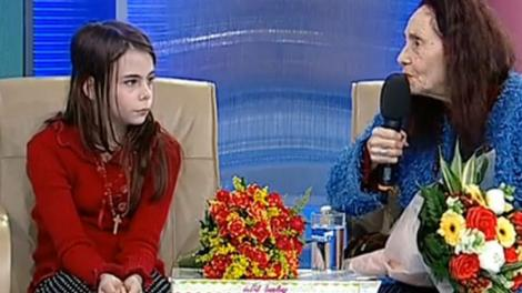 Adriana Iliescu, cunoscută drept cea mai bătrână mamă din România, urmează să fie executată silit  de ANAF