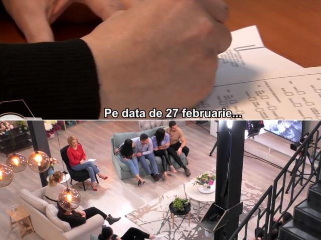 cuplurile din casa mireasa 2 care semneaza actele pentru casatorie la primaria buftea