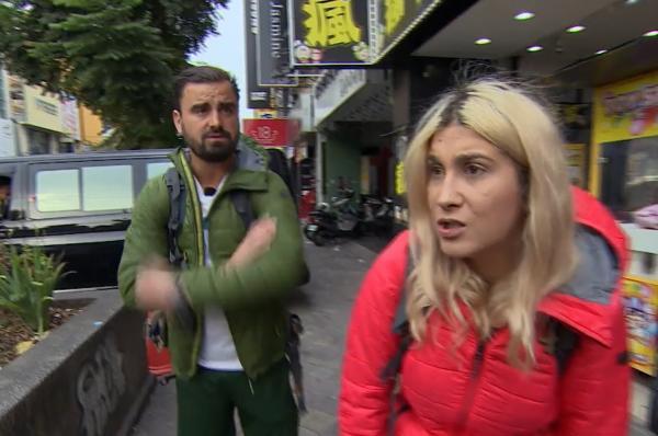 """Adda și Cătălin Rizea, soțul său, la """"Asia Express"""""""