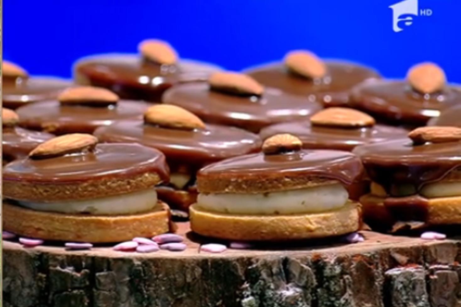 Rețetă de ișlere cu cremă de vanilie și glazură de ciocolată, preparată de Vlăduț la Neatza cu Răzvan și Dani