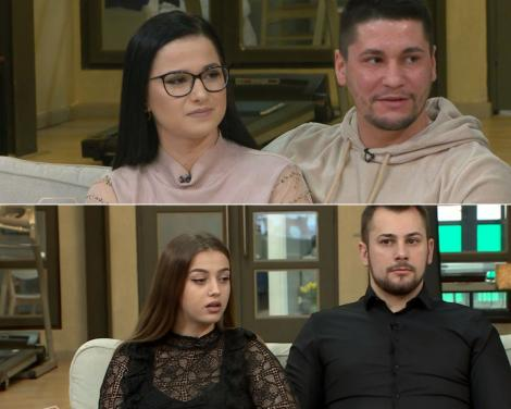 madalina, radu, andreea, alexandru din casa mireasa sezon 2