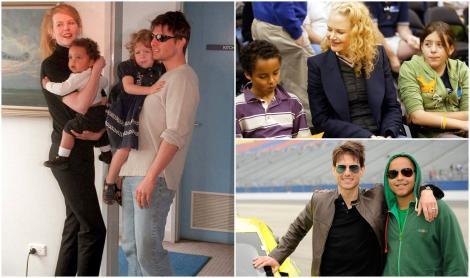 Fiul misterios al lui Nicole Kidman și Tom Cruise, de nerecunoscut. Cum arată acum Connor Cruise, fiul lor adoptat