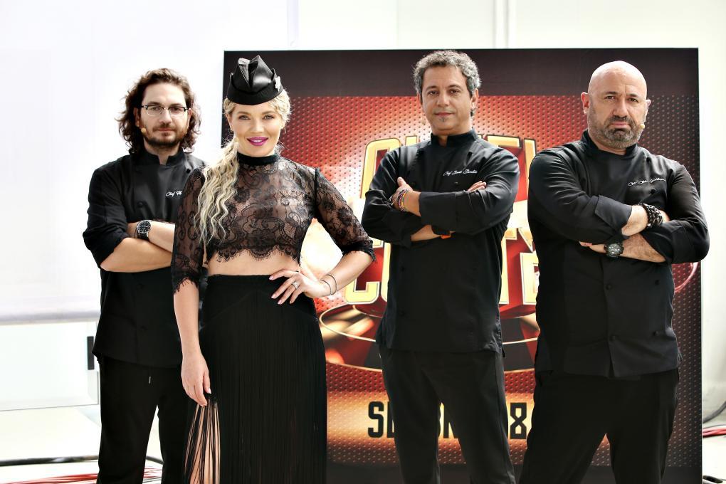 Florin Dumitrescu, Sorin Bontea, Chef Scarlatescu, Gina Pistol