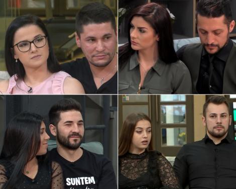 cuplurile din casa mireasa sezon 2 inainte de finala din 27 februarie 2021