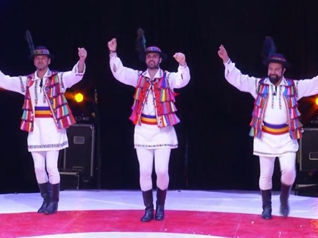 """Poftiți la circ, 24 februarie 2021. Număr de dans special, în premieră. Cum au uimit publicul """"cei trei care au speriat vestul"""""""