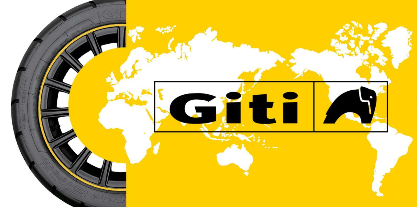 (P) Descopera marca de anvelope GITI
