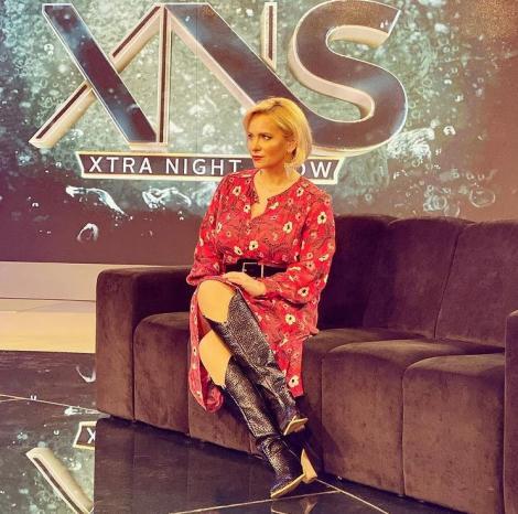 Cum arată fiica Paulei Chirilă. Prezentatoarea de la Xtra Night Show are o fetiță superbă