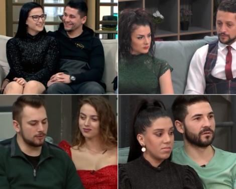 Mireasa 2020, sezon 2. Fetele au discutat la telefon cu familiile. Unde vor locui după Finala din 28 februarie