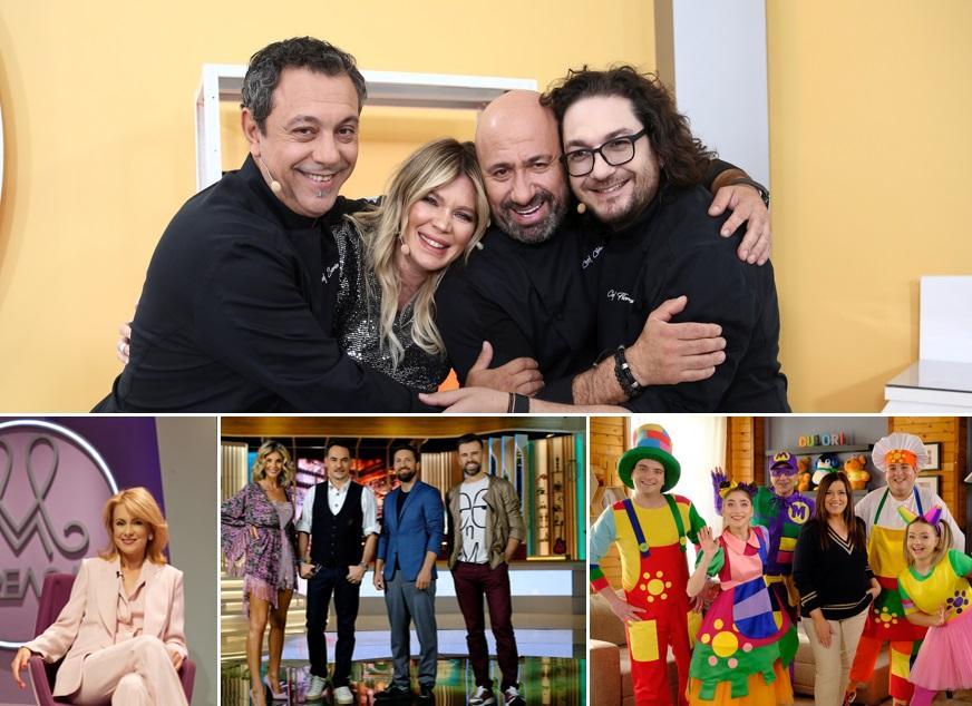 Ediţie specială Neatza cu Răzvan şi Dani, finala Mireasa şi marea premieră Chefi la cuţite sezonul 9 se văd duminică la Antena 1