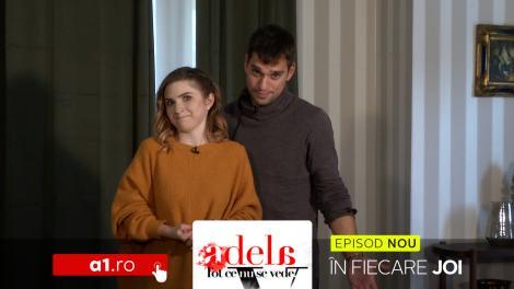 """Adela – """"Tot ce nu se vede"""", episodul 7. Răzvan Fodor, Ioana Ginghină și Alina Florescu povestesc detalii despre personajele lor"""