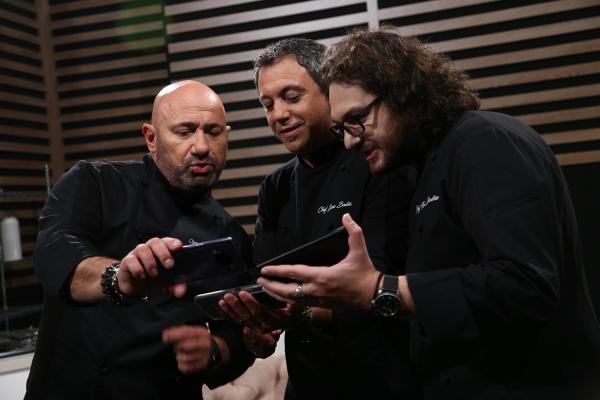 """Sorin Bontea, Florin Dumitrescu și Cătălin Scărlătescu, la """"Chefi la cuțite"""", sezonul 9"""