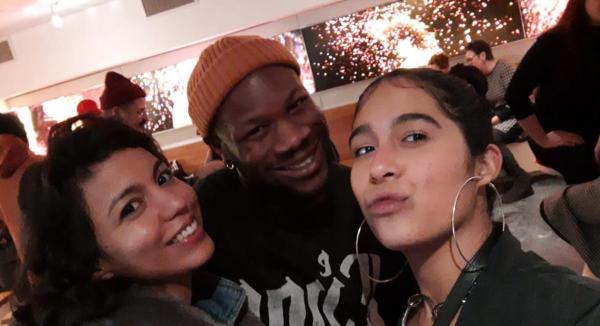 Bishop Black, în vârstă de 36 de ani, din Londra, Lina Bember, în vârstă de 28 de ani, din Mexic, și Carmen Canela, în vârstă de 26 de ani, din Spania