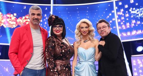 Te cunosc de undeva, 27 februarie 2021. Andreea Bălan și Alina Pușcaș au surprins cu ținutele alese! Cum au apărut