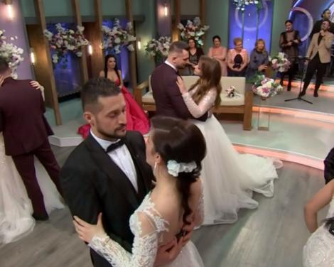 Finala Mireasa sezon 2. Dansul mirilor i-a emoționat pe cei prezenți până la lacrimi. Cum s-au descurcat concurenții