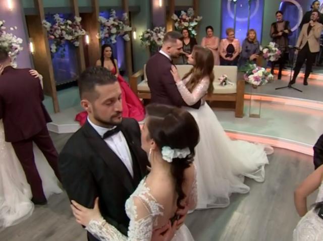 cuplurile proaspat casatorite in finala mireasa sezon 2 dansand valsul mirilor