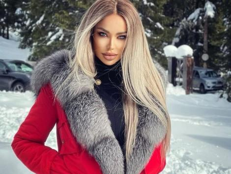 Surse: Bianca Drăgușanu se va căsători a treia oară. Vedeta a fost cerută în căsătorie de Gabi Bădălău