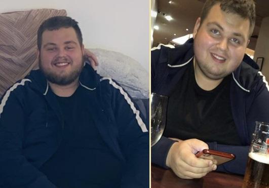 Marcin Polek a renunțat la 2 alimente și a slăbit 106 kilograme într-un an! Cum arată azi
