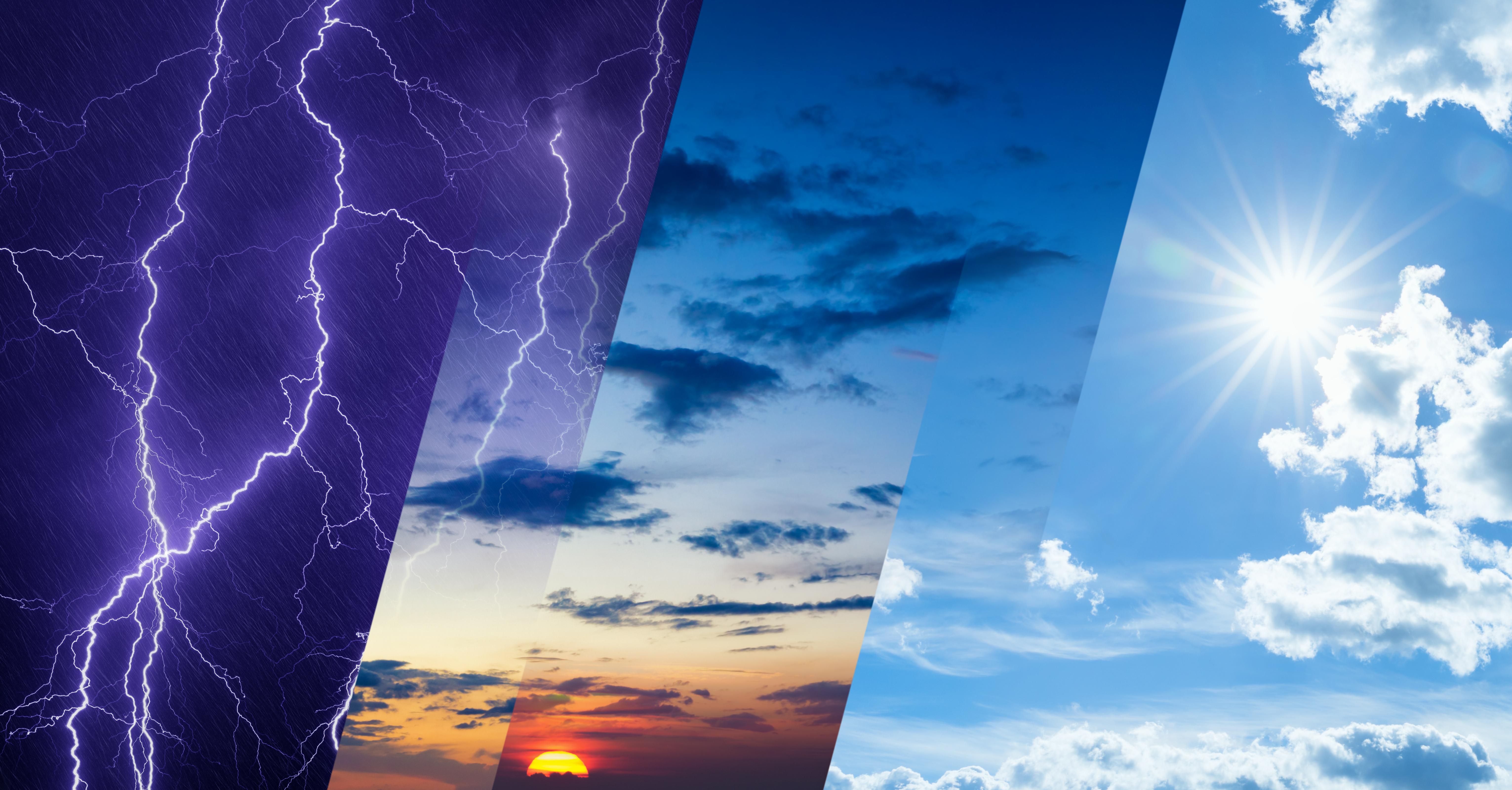 Vremea pentru următoarele patru săptămâni. Ce au anunțat meteorologii pentru începutul lunii martie 2021