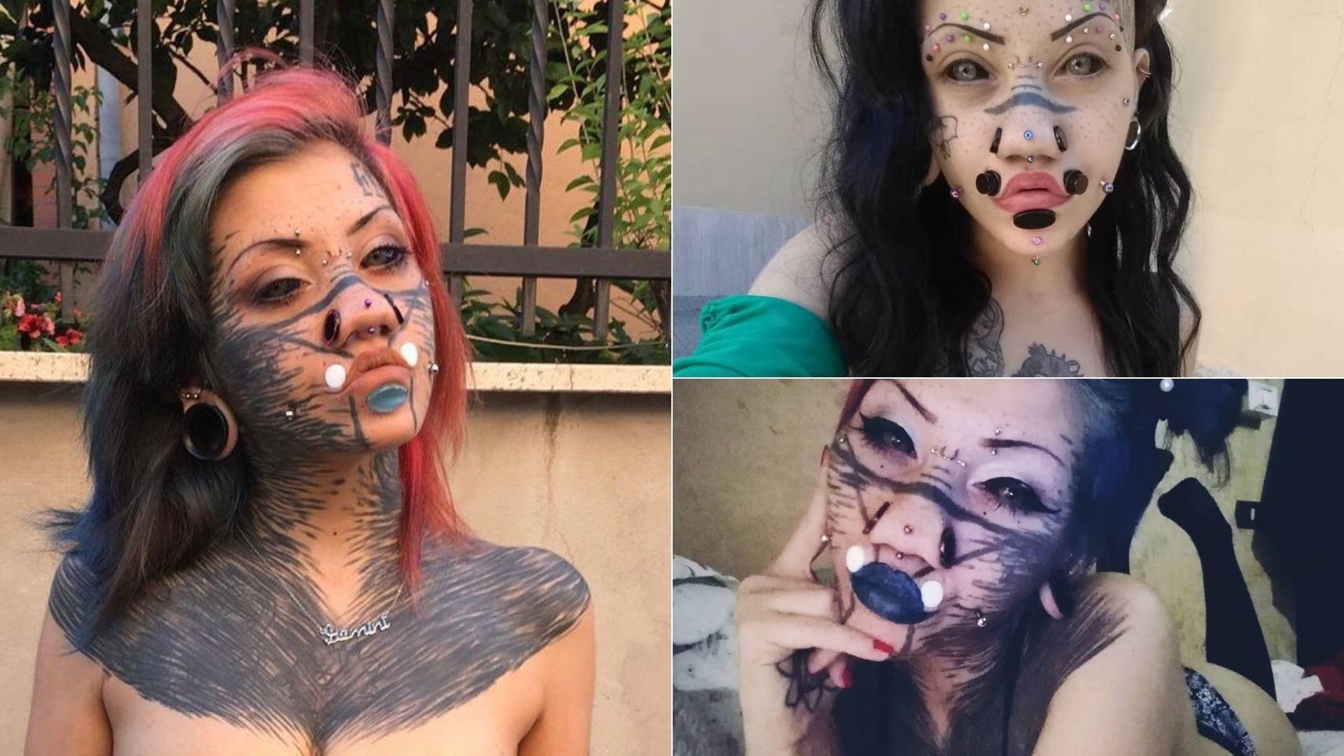 E criticată pentru felul în care și-a transformat chipul, dar corpul ei provoacă admirație. Cum arată Aydin Mod de la gât în jos