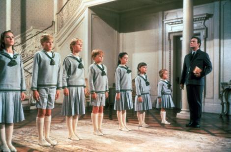 Christopher Plummer a rămas în amintirea tuturor cu personajul căpitanului Von Trapp din Sunetul muzicii