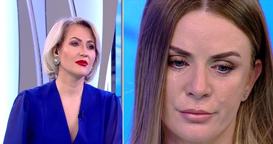 """Marcela Fota, lacrimi și dezvăluiri dureroase după moartea soțului! """"Am plecat împreună și m-am întors singură"""""""